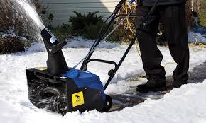 snow-blower
