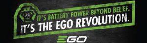 Ego Lawnmower Logo
