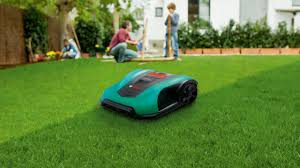 Why Use A Robot Lawnmower