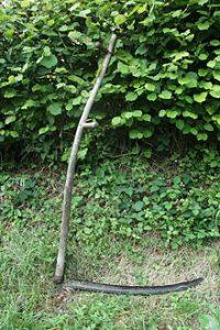 Scythe Grass Cutter
