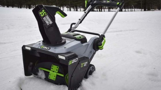 Ego Power Plus Snow Blower