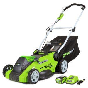Greenworks 16 inch 40v
