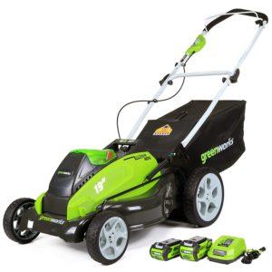 Greenworks 19 inch 40v G-Max