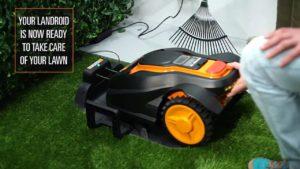 Lithium Mower Image