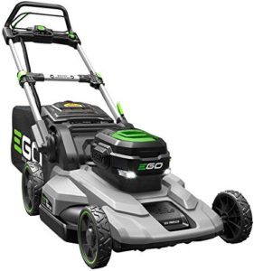 Ego Lawnmower